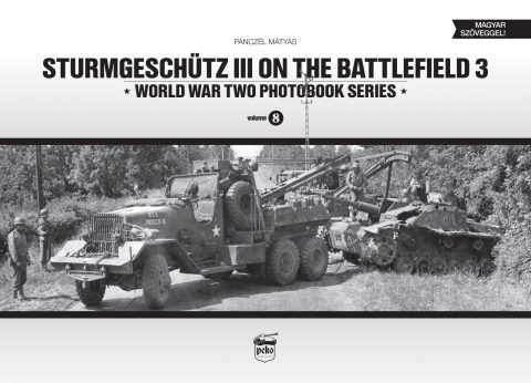 Sturmgeschütz III on the battlefield 3