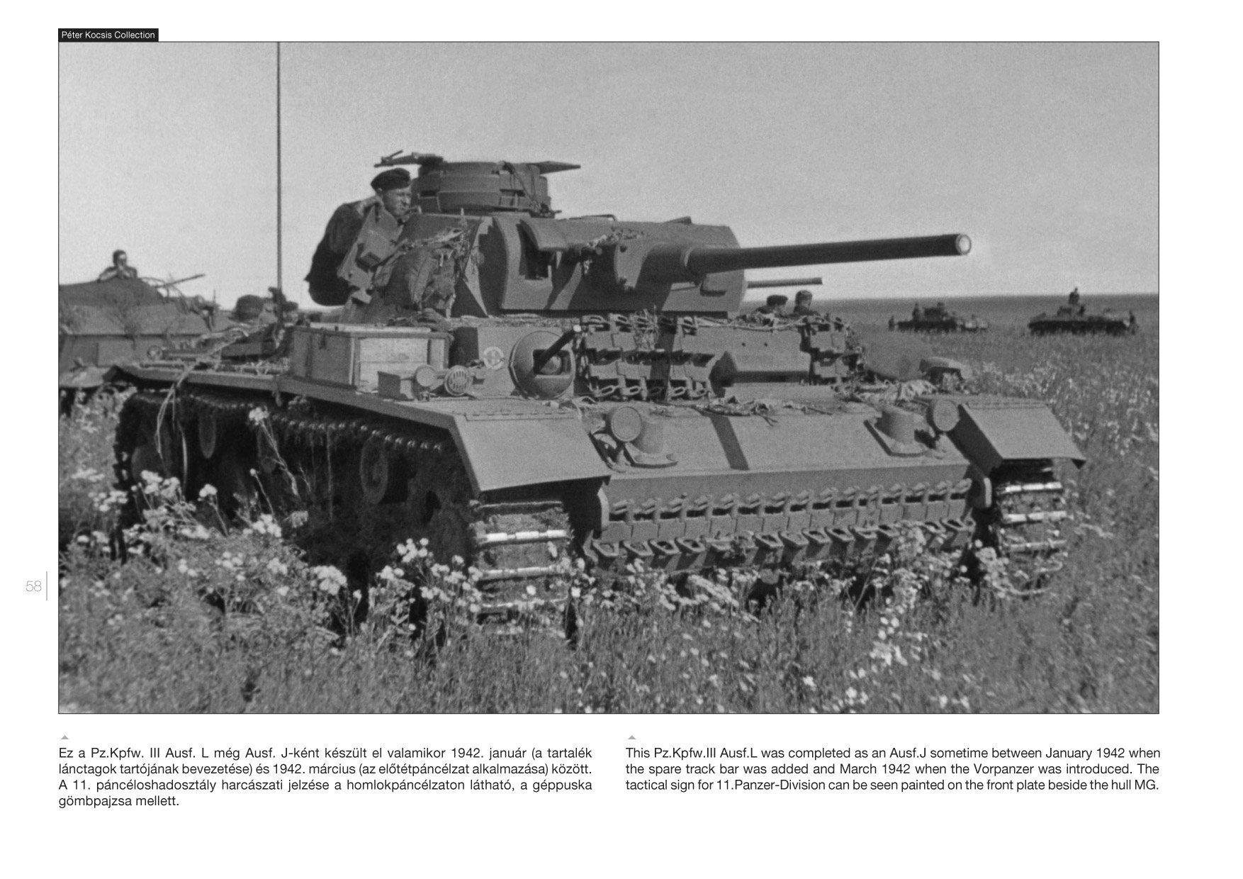 WW2 photobook series Vol  18 - Panzer III on the battlefield 2